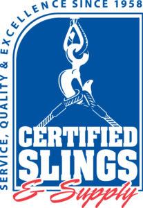 CertifiedSlingssince58Logo